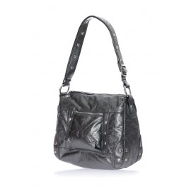 Bolso Plomo Mua Shoulder