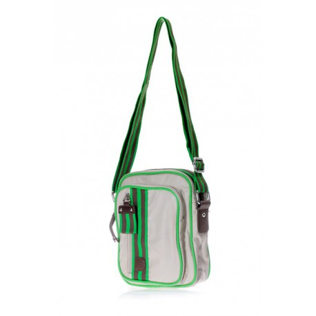 Bandolera mini verde Mua