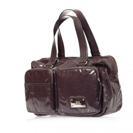 Bolso Brillo Satchel Mua